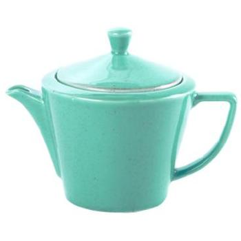Porcelite Seasons Sea Spray Conic Teapot 50cl / 18 oz- Pack of 6