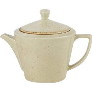 Porcelite Seasons Wheat Conic Teapot 50cl / 18 oz- Pack of 6