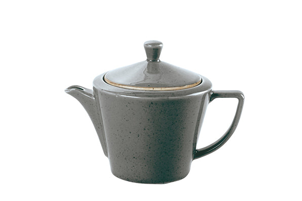 Porcelite Seasons Storm Conic Teapot 50cl / 18 oz- Pack of 6