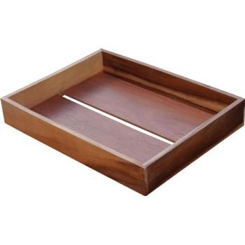 Acacia Display Tray - Kitchway.com
