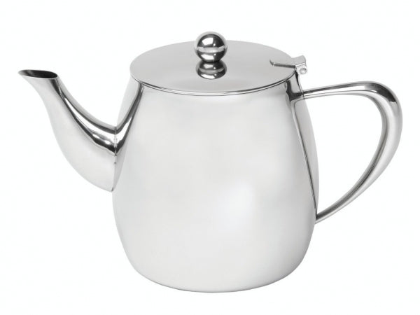 Academy Beverage Stainless Steel Teapot - Kitchway.com