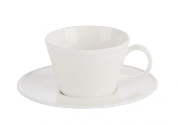 Academy Line Espresso Cup and Saucer - Kitchway.com