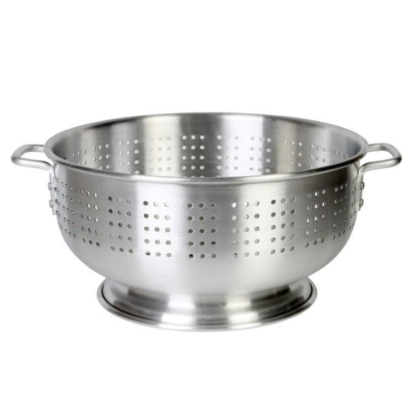 Aluminium Colander with Handle - Kitchway.com