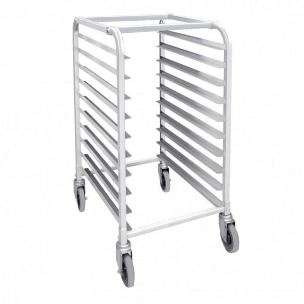Aluminium Pan Rack - Kitchway.com