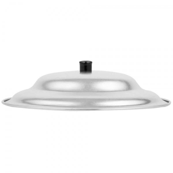 Aluminum Wok Cover - Kitchway.com