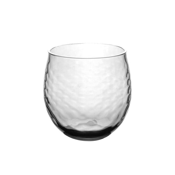 15.5 Oz Azura Roly Stemless Clear - Set of 12