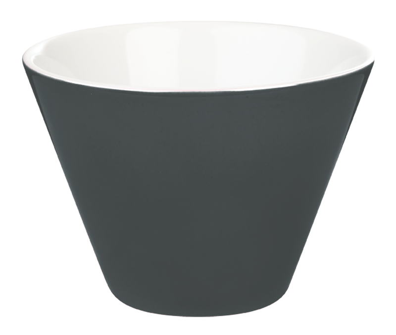 Porcelite Conical Bowl-10cm