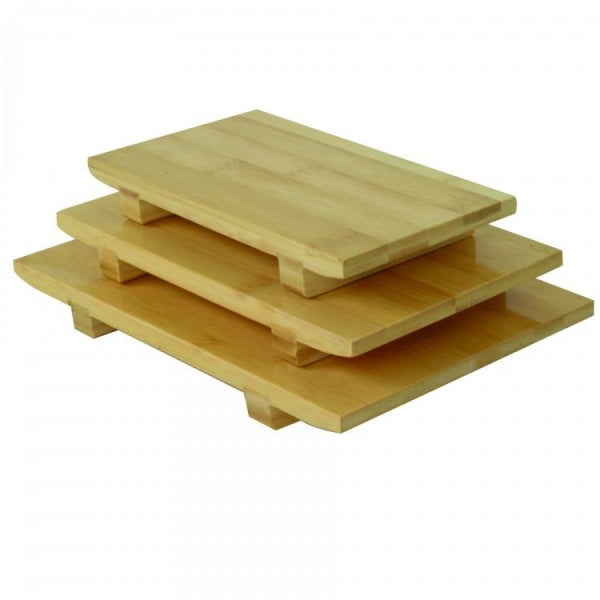 Bamboo Sushi Plate - Kitchway.com