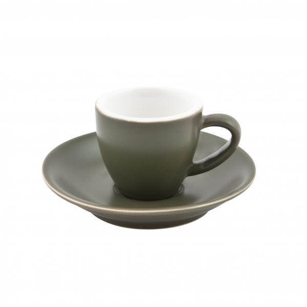 Bevande Intorno Espresso Cup and Saucer - Kitchway.com