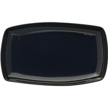 Black Rectangular Plate - Kitchway.com