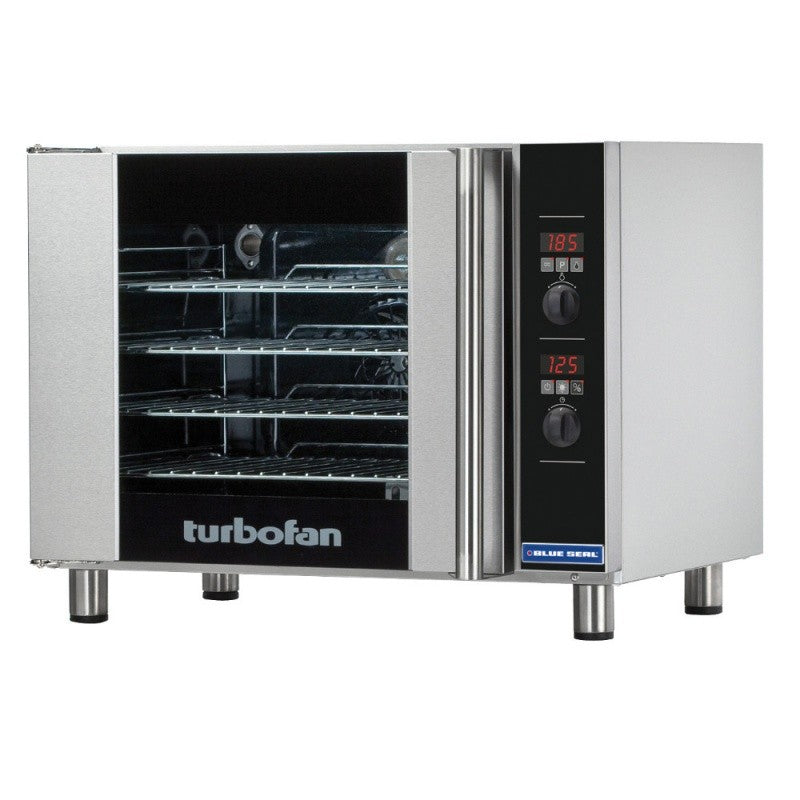 Blue Seal Turbofan E31D4 95 Litre Digital Electric Convection Oven