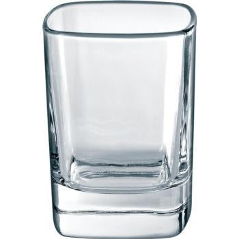 Borgonovo Cubic Shot Glass-60ml - Kitchway.com
