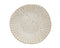 "Rustico Impressions Oyster Dinner Plates 28.5cm / 11"" - Pack of 6"