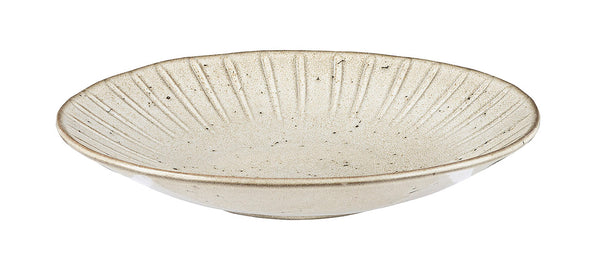 "Rustico Impressions Oyster Deep Coupe Bowl 30.5 x 5cm / 12"" x 2"" - Pack of 4"