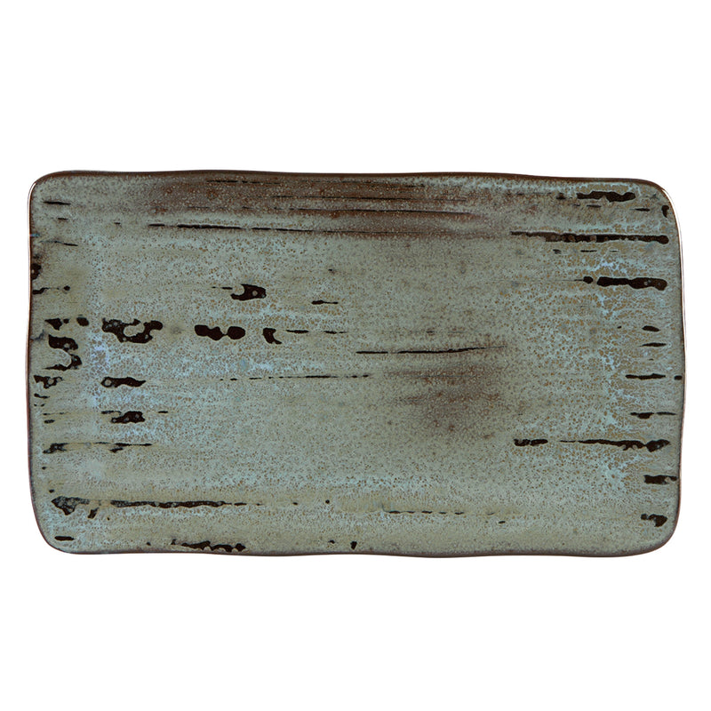 Vintage Rectangular Plate - Pack of 4