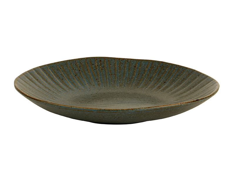 "Rustico Impressions Fern Coupe Bowl 26.5cm / 10 ½"" - Pack of 4"