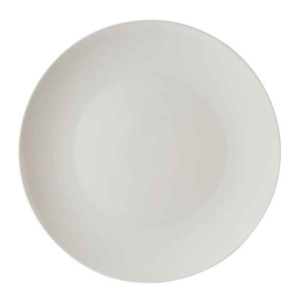 Fine Bone China Coupe Plate 27.5cm - Pack of 6