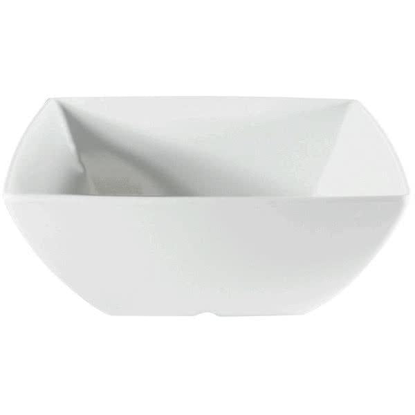 Classic Square Melamine Bowl -12/Case - Kitchway.com