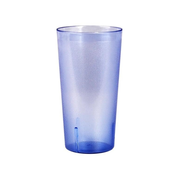 Tall Plastic Tumbler-12/Case - Kitchway.com