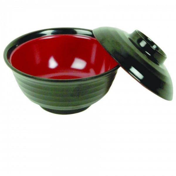 Two Tone Miso Soup Bowl- 12/Case - Kitchway.com