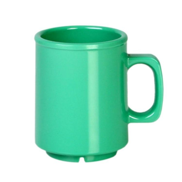 Smooth Melamine Mug-12/Case - Kitchway.com