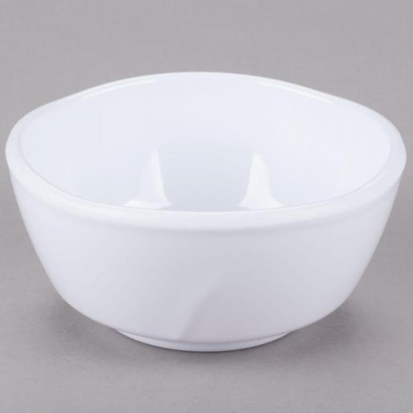 Classic Round Melamine Bowl-12/Case - Kitchway.com