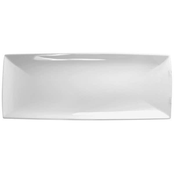 Classic Rectangular Melamine Tray-12/Case - Kitchway.com