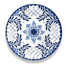 Cobalt Casita Dinner Plate - Set of 6