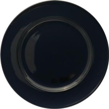 Ceramic Black Winged Plates - Kitchway.com