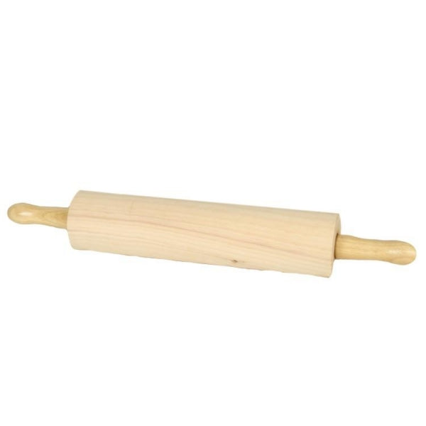 Classic Wood Rolling Pin - Kitchway.com