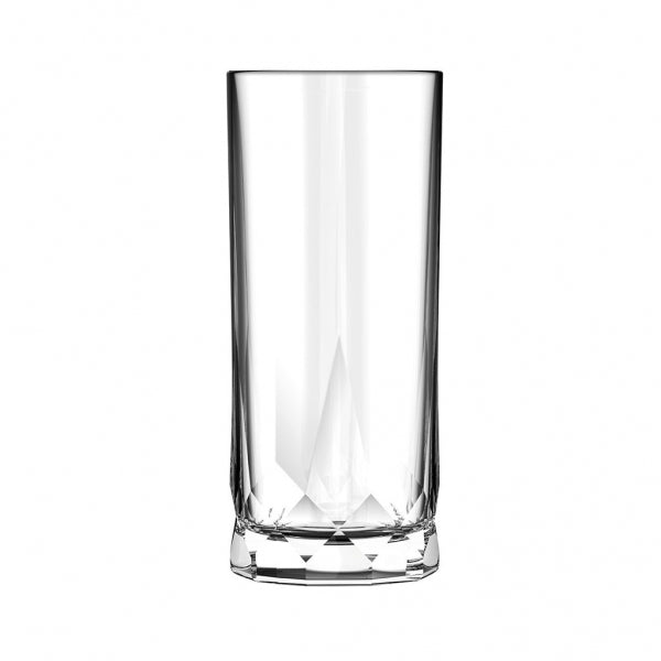 Connexion Long Drink Glass-430ml - Kitchway.com