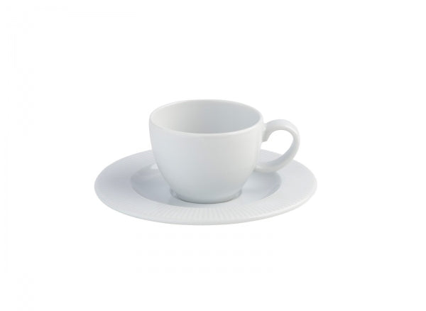 Costa Verde Raio Espresso Bowl Cup with saucer - Kitchway.com