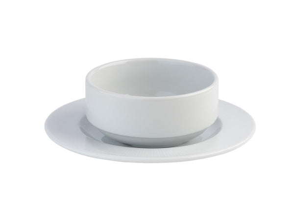 Costa Verde Raio Stacking Soup Cup-10cm - Kitchway.com