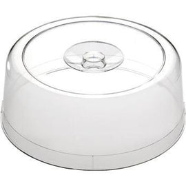 Stainless Steel/Melamine Cake Tray/Cover