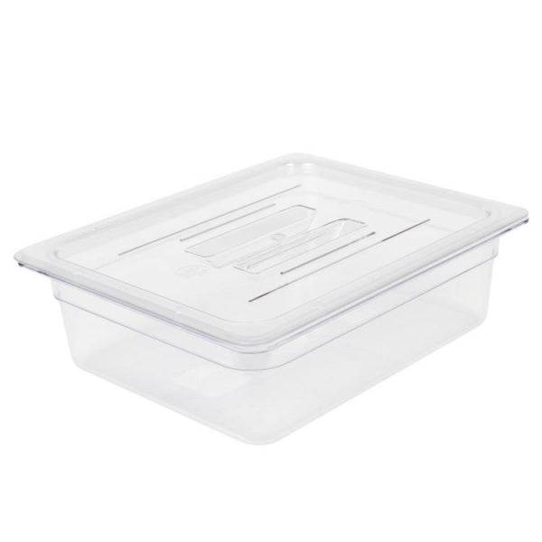 Deep Polycarbonate Food Pan - Kitchway.com