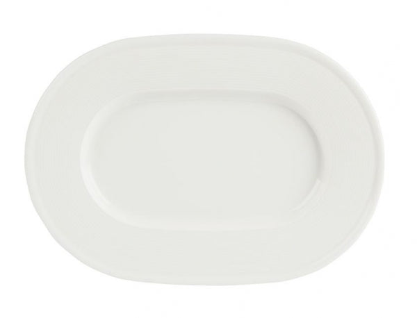 Academy Line Oval Plate/Dish - Kitchway.com