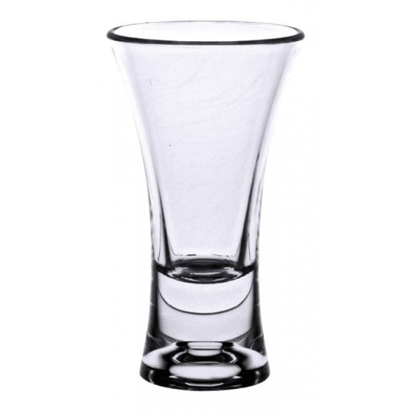 Flare Polycarbonate Shot Glass - Kitchway.com