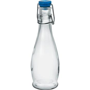 Indro Bottle 335 Blue Lid