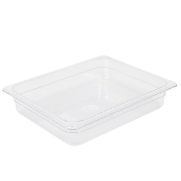 Half Size Polycarbonate Food Pan - Kitchway.com