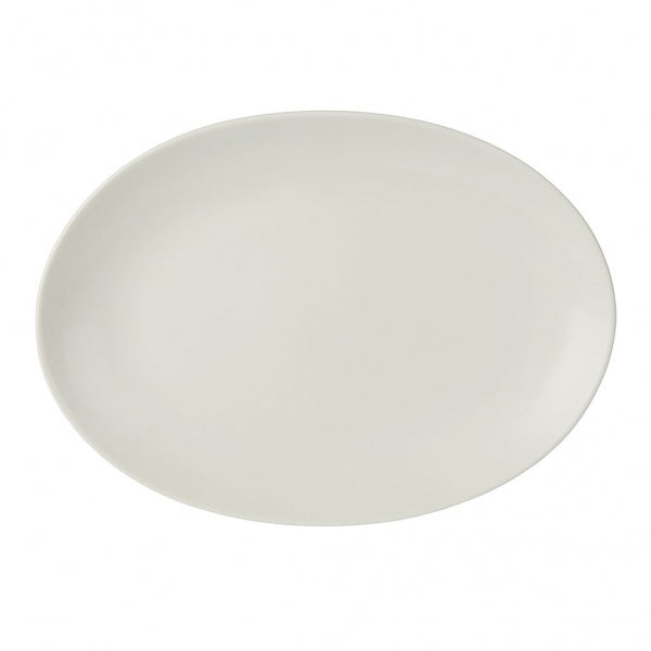 Imperial Fine China Oval Plate - Kitchway.com