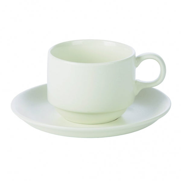 Imperial Fine China Saucer-15cm - Kitchway.com