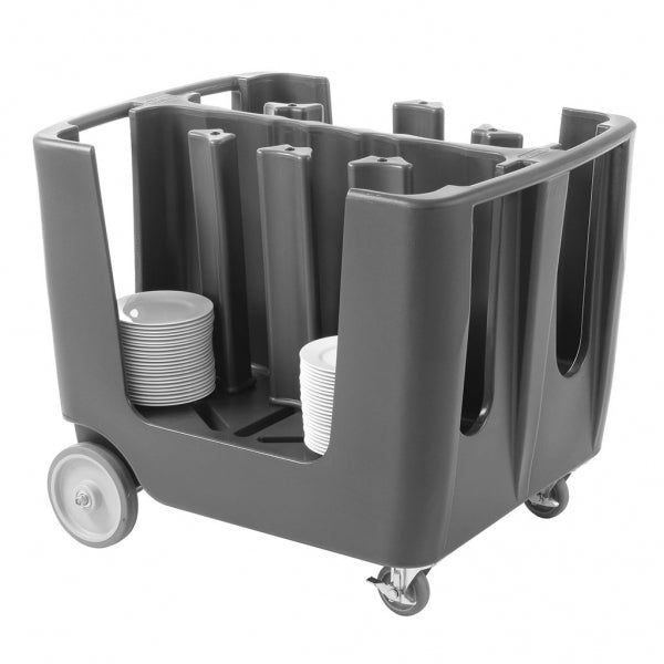 Medium Adjustable Dish Caddy Grey - Kitchway.com