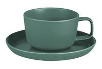 Nordika Grey Saucer 17cm - Pack of 6
