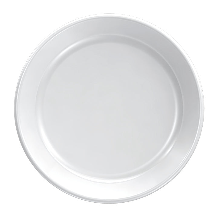Nordika White Plate 10cm - Pack of 6