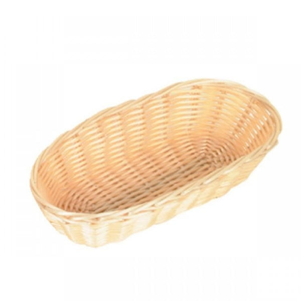 Oblong Plastic Basket - Kitchway.com