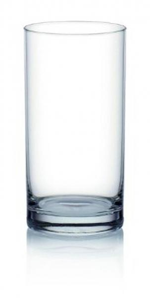 Ocean Fin Line Tumbler Glass - Kitchway.com