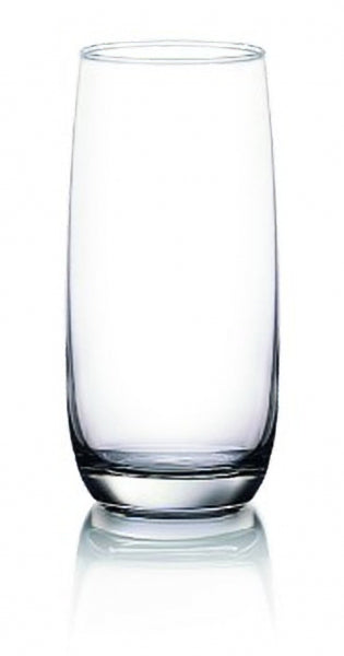 Ocean Ivory Hiball Glass-460ml - Kitchway.com