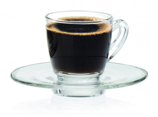 Ocean Ultimo Espresso Cup and Saucer - Kitchway.com
