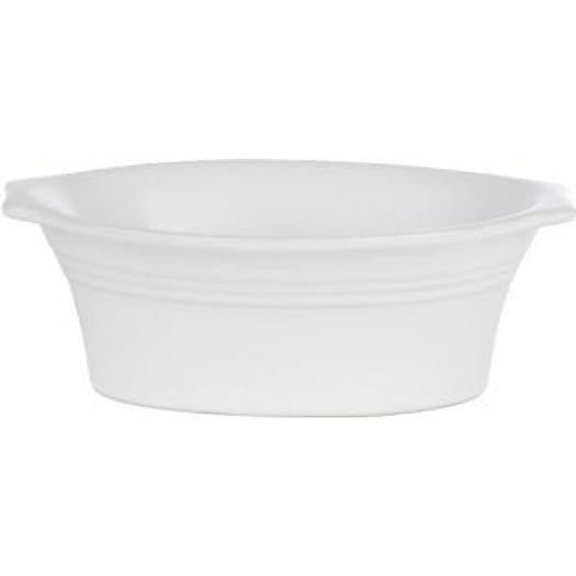 Oval Pie Dish-19cm - Kitchway.com