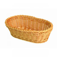 Oval Plastic Basket - Kitchway.com